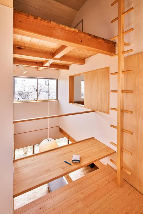 Stairs by 梶浦博昭環境建築設計事務所