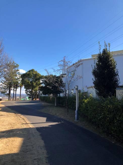 Single family home by yuukistyle 友紀建築工房