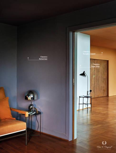 Living room by Pure & Original