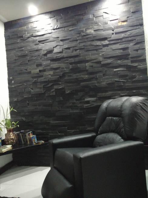 Media room by Rebello Pedras Decorativas