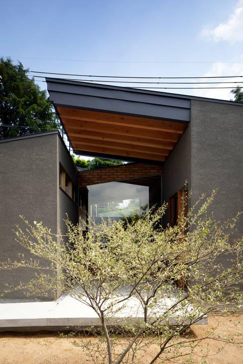 井上久実設計室의  목조 주택