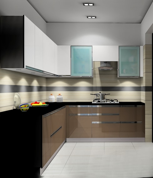Built-in kitchens by TheMistris
