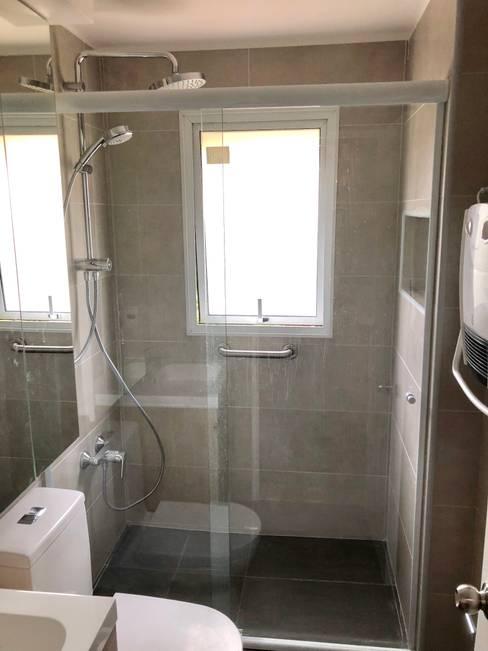 Vista 1: Baños de estilo  por balConcept SpA