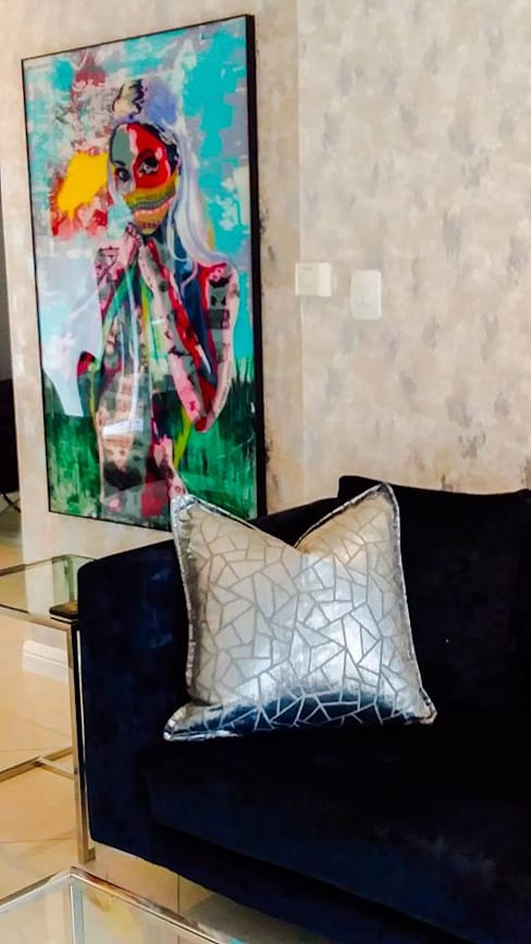 Living Room Furniture :  Living room by CKW Lifestyle