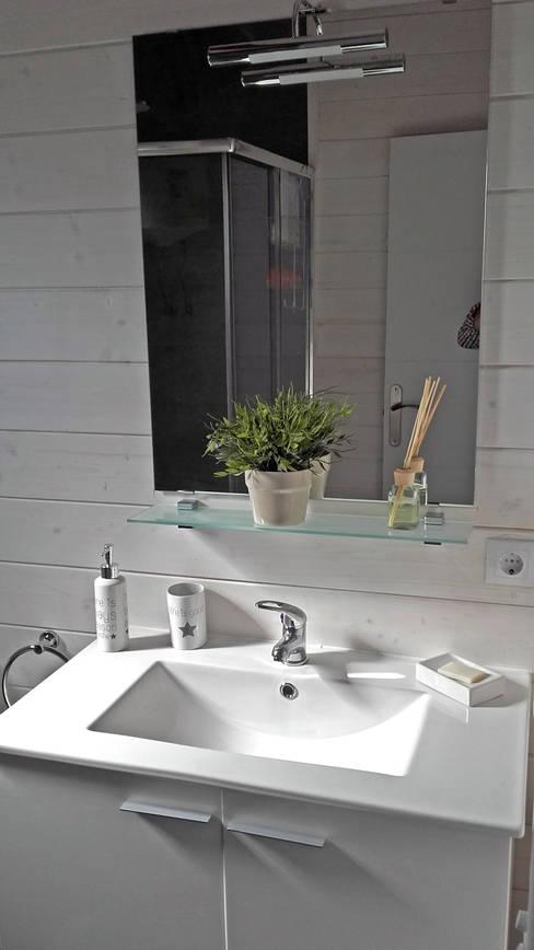 浴室 by Construcción de casetas de Madera en Madrid