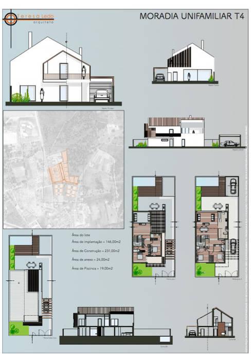 Proposta conjunta: Casas  por Teresa Ledo, arquiteta