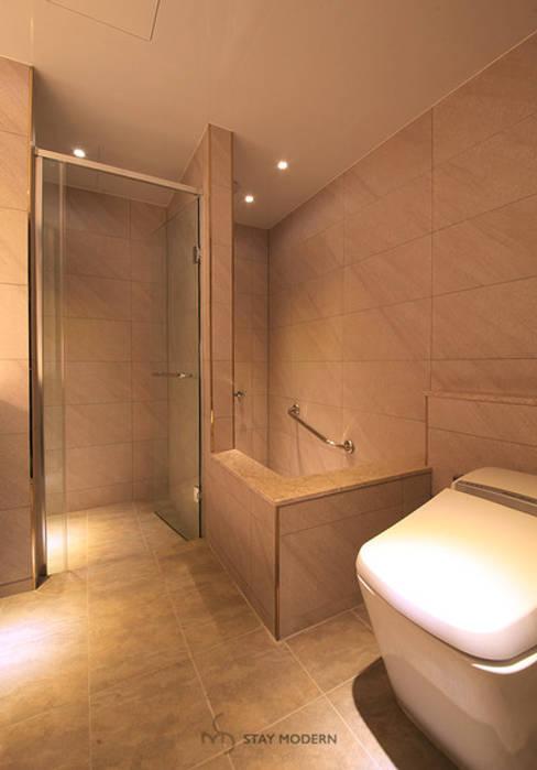 >>메인 욕실: 스테이 모던 (Stay Modern)의  욕실