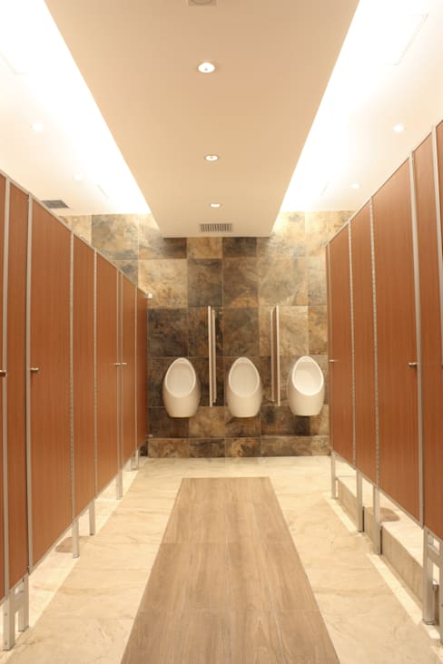 Bathroom by emARTquitectura