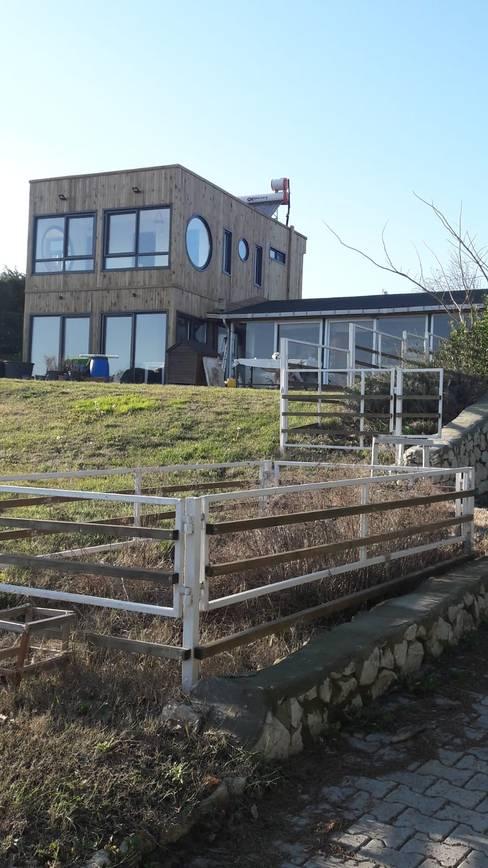 MOVİ evleri – MOVİ ÇOK KATLI MOBİL YAŞAM ALANLARI :  tarz Müstakil ev