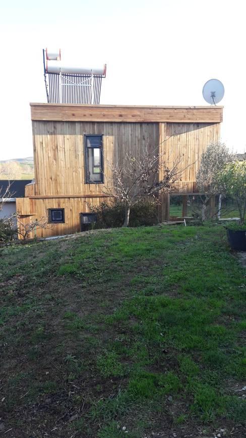 MOVİ evleri – MOVİ ÇOK KATLI MOBİL YAŞAM ALANLARI :  tarz Küçük Evler