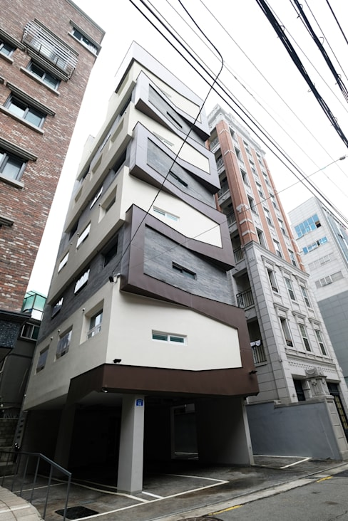 房子 by 오파드 건축연구소