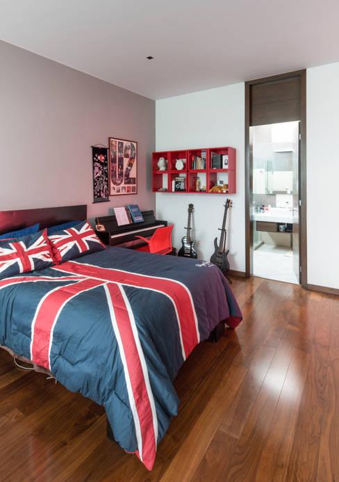 TaAG Arquitectura의  작은 침실