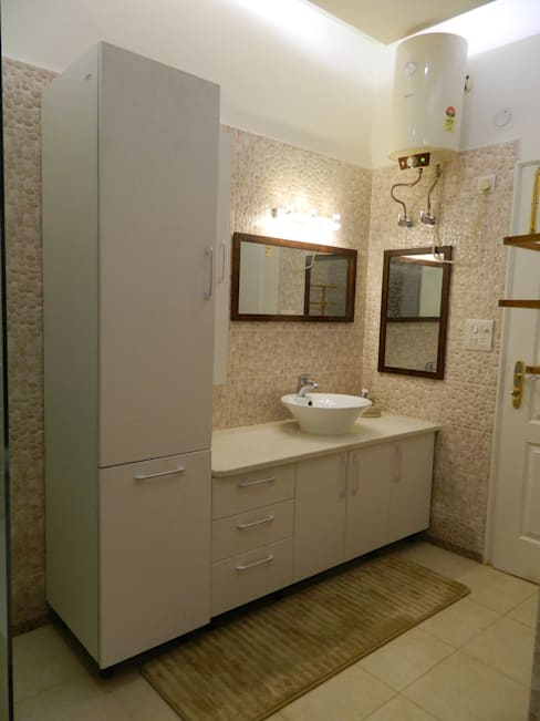 Bathroom by hearth n home
