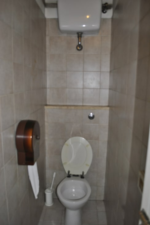 Antonella Petrangeli의  욕실