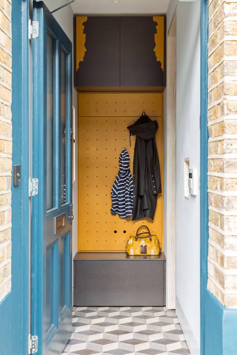 Corridor & hallway by Shape London