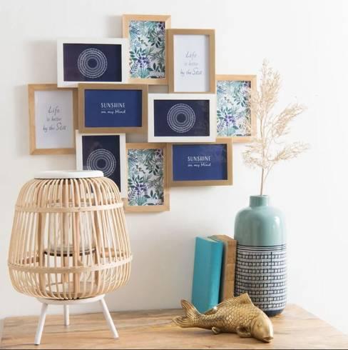 Living room by MAISONS DU MONDE compra de muebles y accesorios para el hogar online