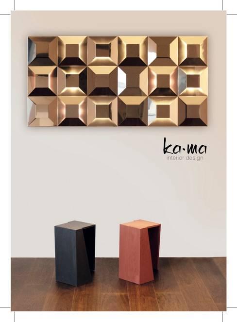 Artwork by ka.ma interior design