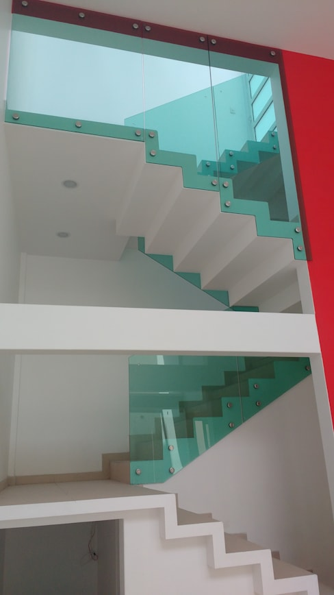 Stairs by TRASSO ATELIER