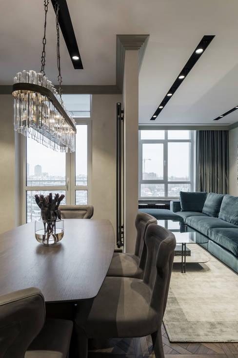 Salas de estar  por ANARCHY DESIGN