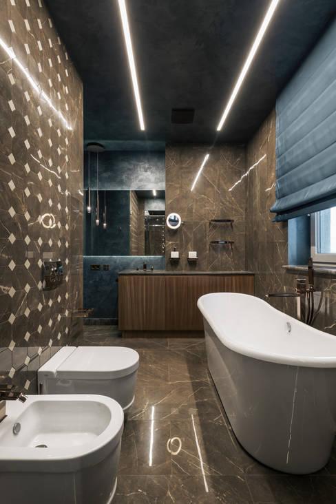 Banheiros  por ANARCHY DESIGN