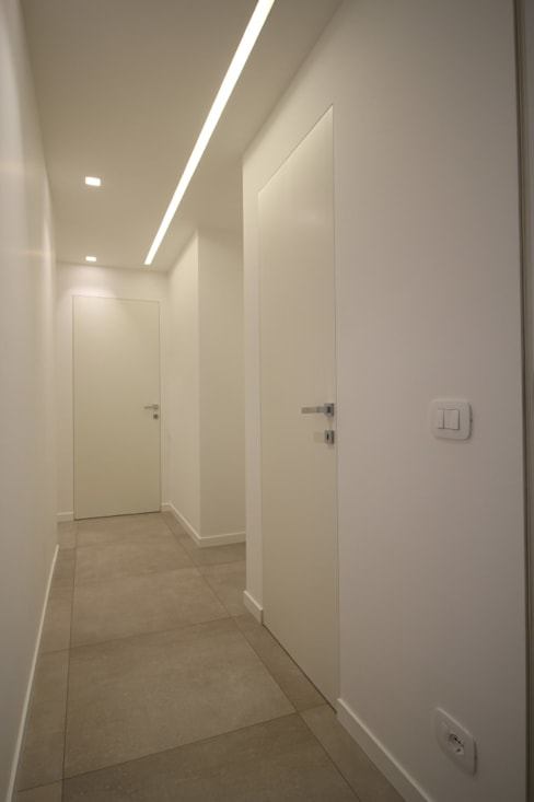 Koridor dan lorong by Giuseppe Rappa & Angelo M. Castiglione