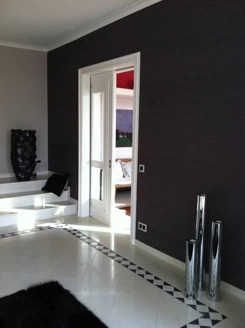 Private Villa:  Wohnzimmer von ESVITALE GmbH