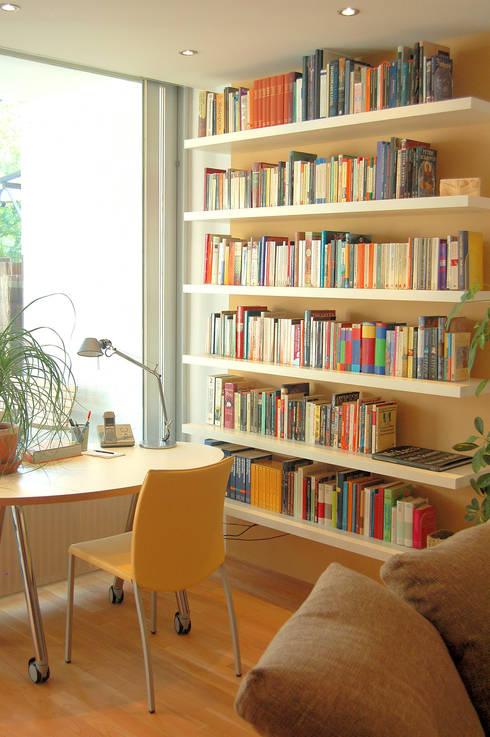 Living room by Einrichtungsideen