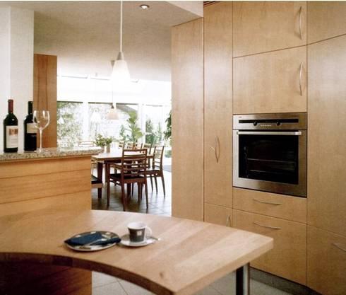 k chen von gerber gmbh homify. Black Bedroom Furniture Sets. Home Design Ideas