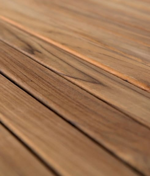 Terrassendielen  BETTERWOOD: Teak Terrassendielen 50mm | homify