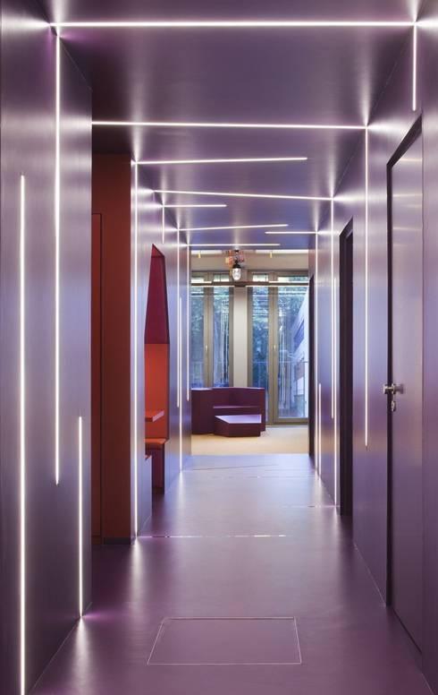 Bureaux de style  par LEPEL & LEPEL Architektur, Innenarchitektur