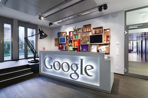 Inside google s new york city office why your workplace stinks