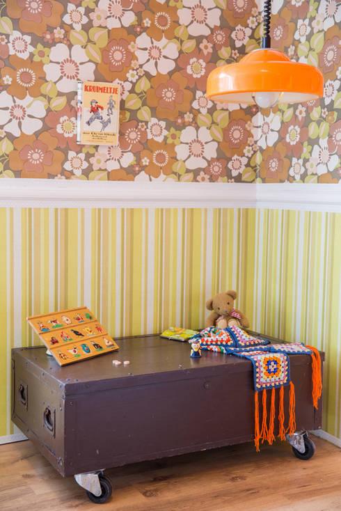 Combinatie van behang:  Winkelruimten door Swiet