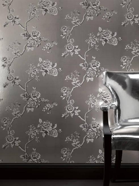 Tapeten:  Wände & Boden von Peer Steinbach - Raumaustattermeister mit Stil