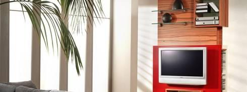 wohnen von die tischlerei hauschildt homify. Black Bedroom Furniture Sets. Home Design Ideas