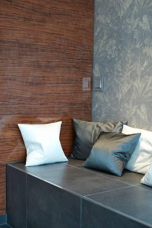 Projekty,  Łazienka zaprojektowane przez Badkultur | Berlin