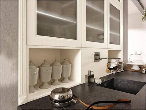 Küchenfronten weiß