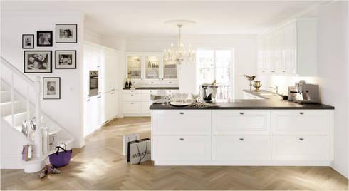 Küchenfronten Weiß Hochglanz By Alno Ag Homify