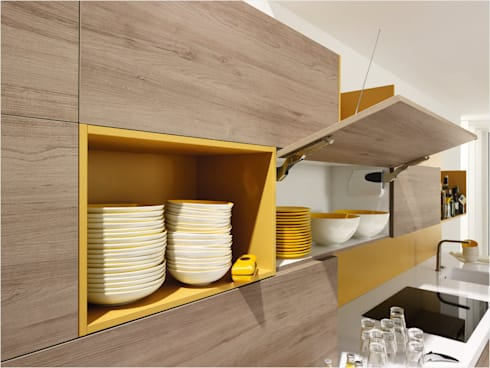 Modern kitchen by alno ag