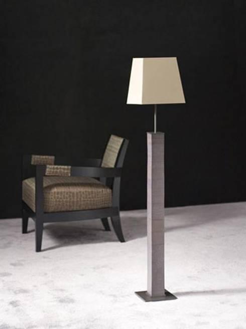 Studio in stile in stile Eclettico di Andras Koos Architectural Interior Design