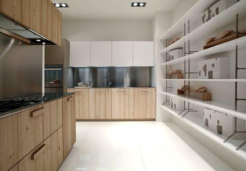 Küchenoberflächen italienische designerküchen mit küchenoberflächen aus edlem echtholz