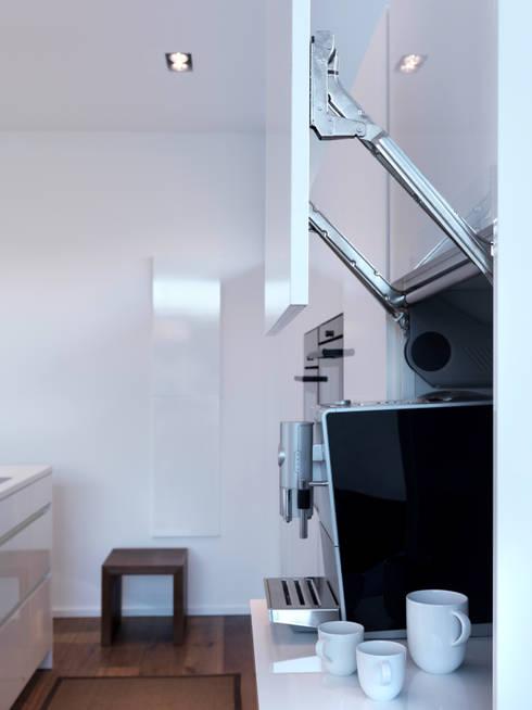 moderne Keuken door LEICHT Küchen AG