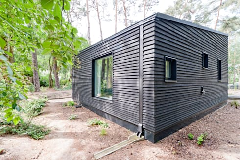 waldhaus am k nigswald by claim planungsgesellschaft gbr. Black Bedroom Furniture Sets. Home Design Ideas