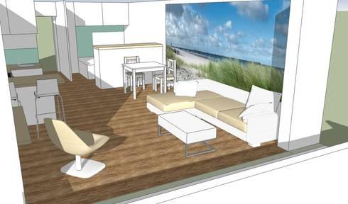 ferienwohnung an der ostsee von raumplanung online homify. Black Bedroom Furniture Sets. Home Design Ideas