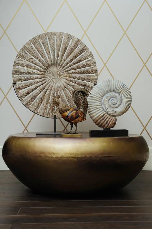 Our Showroom:  Wohnzimmer von Sweets & Spices Dekoration und Möbel