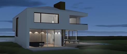 Haus Y - Ambach am Starnberger See von GALLIST ARCHITEKTEN GmbH | homify