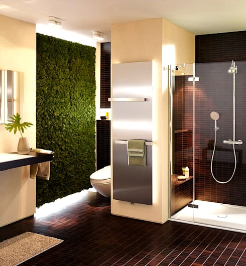 Baños de estilo  por Freund  GmbH