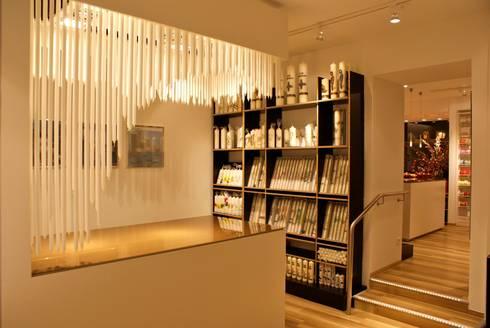 Kerzen shop in aachen von van bömmel studio germany (industrial ...