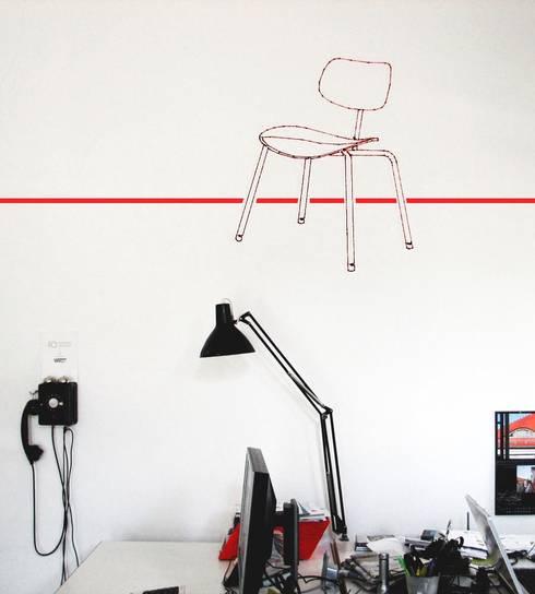 Motiv Eiermann SE68:  Wände & Boden von Design. Nachhaltig. Gut.