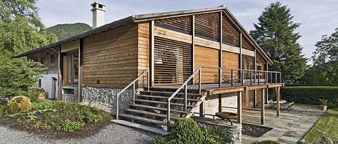 Chez Q Gmbh : bauernhof n von gallist architekten gmbh homify ~ Frokenaadalensverden.com Haus und Dekorationen