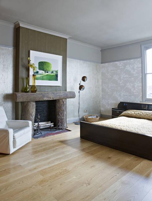 Walls & flooring by LIGNUM Möbelmanufaktur